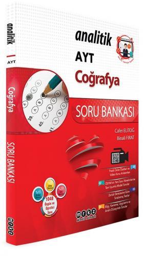 Merkez Yayınları AYT Coğrafya Analitik Soru Bankası %20 indirimli Cafe