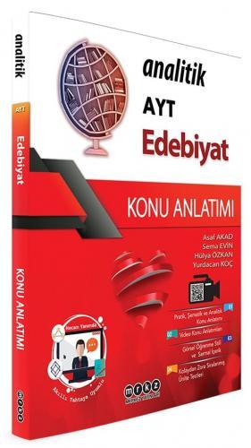 Merkez Yayınları AYT Edebiyat Analitik Konu Anlatımlı