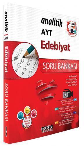 Merkez Yayınları AYT Edebiyat Analitik Soru Bankası %20 indirimli Asaf