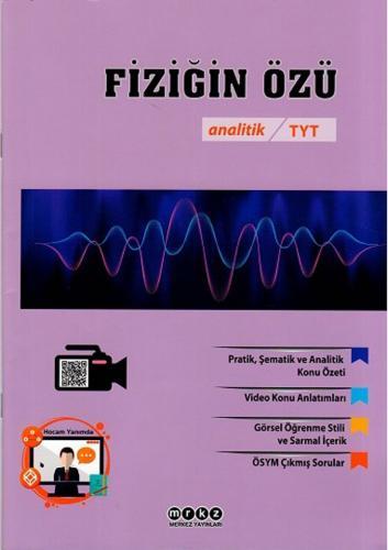 Merkez Yayınları TYT Analitik Fiziğin Özü