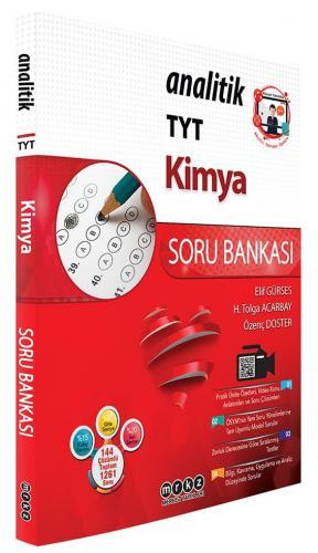 Merkez Yayınları TYT Kimya Analitik Soru Bankası