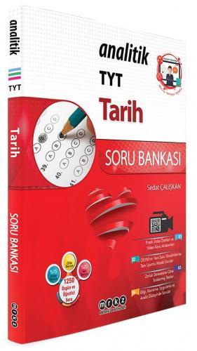 Merkez Yayınları TYT Tarih Analitik Soru Bankası