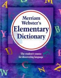Merriam-Webster''s Elementary Dictionary