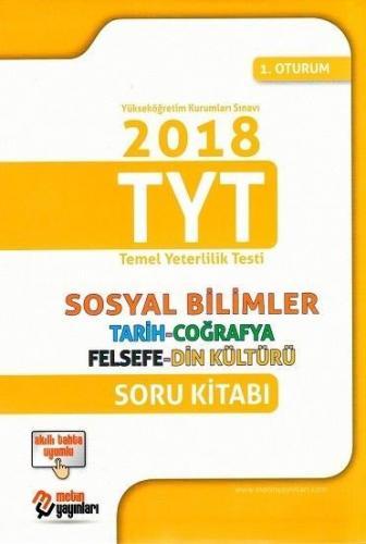 Metin TYT Sosyal Bilimler Soru Bankası