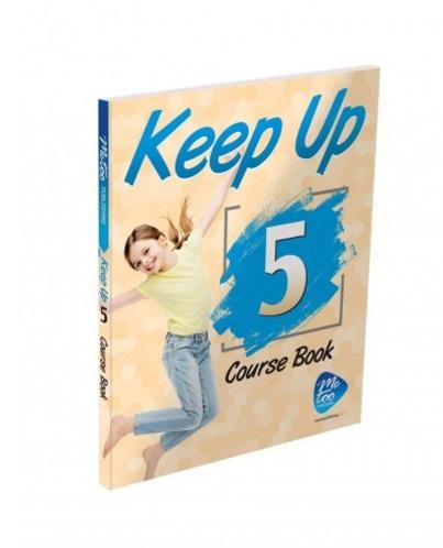 MeToo 5.Sınıf Keep Up Course Book