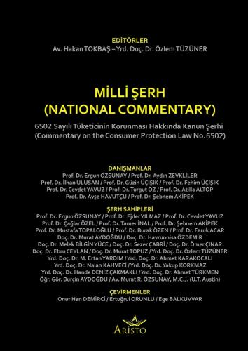 Milli Şerh National Commentary - Hakan Tokbaş, Özlem Tüzüner