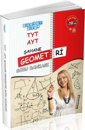 Akıllı Adam TYT AYT Şahane Geometri Soru Bankası