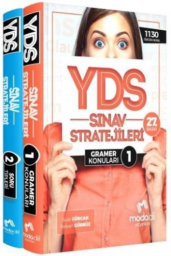 Modadil YDS Sınav Stratejileri Konu Anlatımlı
