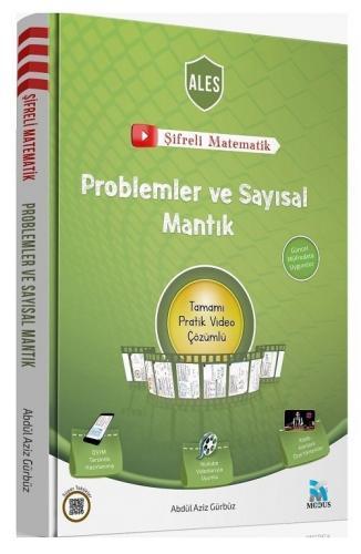 Modus Yayınları 2020 ALES Şifreli Matematik Problemler ve Sayısal Mant