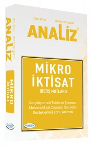 Monopol KPSS A Grubu Analiz Mikro İktisat Ders Notları 2018
