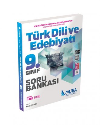 Muba 9. Sınıf Türk Dili ve Edebiyatı Soru Bankası