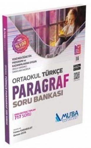 Muba Ortaokul Türkçe Paragraf Soru Bankası
