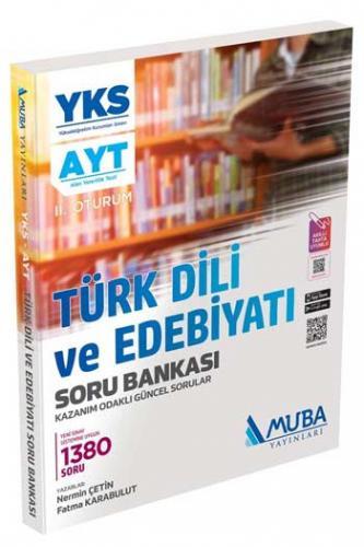 Muba YKS 2. Oturum AYT Türk Dili ve Edebiyatı Soru Bankası