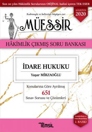 Müessir İdare Hukuku Yaşar Mirzaoğlu