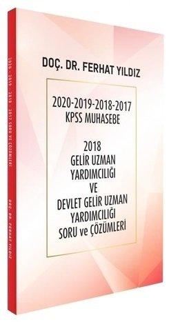 Temsil Yayınları KPSS A Grubu Muhasebe Çıkmış Sorular Ek Kitap Ferhat
