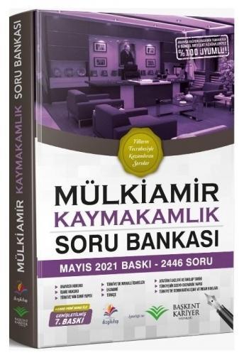 Dizgi Kitap 2021 Kaymakamlık MÜLKİAMİR Soru Bankası Komisyon