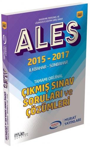 Murat Eğitim ALES 2015 - 2017 Çıkmış Sınav Soruları ve Çözümleri - 206