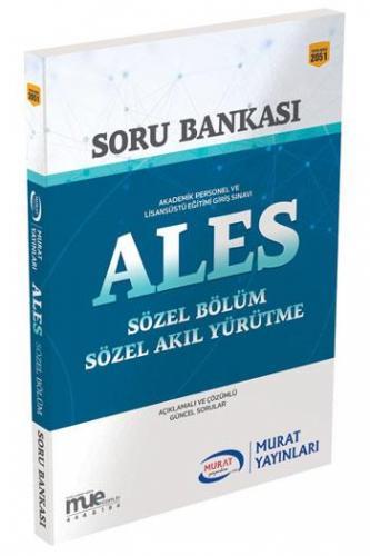 Murat Eğitim ALES Sözel Bölüm Soru Bankası 2051