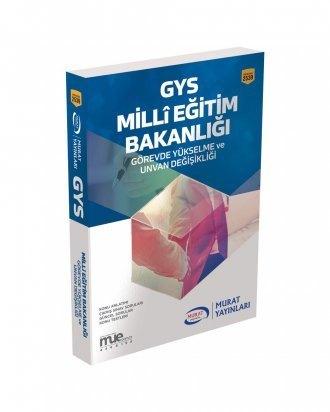 Murat Eğitim GYS Milli Eğitim Bakanlığı Görevde Yükselme ve Unvan Değişikliği Kitabı 2539