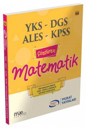 Murat Eğitim KPSS ALES DGS YKS Çözdüren Matematik