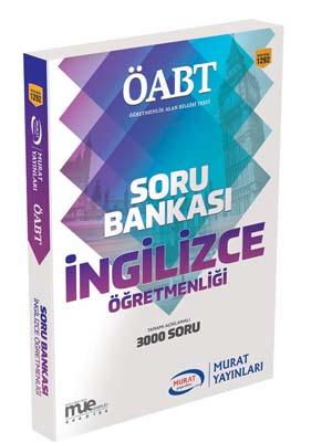 Murat Eğitim KPSS ÖABT İngilizce Öğretmenliği Soru Bankası 1292