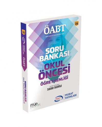 Murat Eğitim KPSS ÖABT Okul Öncesi Öğretmenliği Tamamı Çözümlü Soru Bankası - 1296