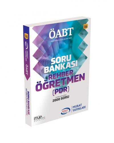 Murat Eğitim KPSS ÖABT Rehber Öğretmenliği Soru Bankası - 1294