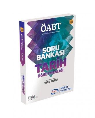 Murat Eğitim KPSS ÖABT Tarih Öğretmenliği Soru Bankası 1289