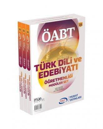 Murat Eğitim KPSS ÖABT Türk Dili ve Edebiyatı Öğretmenliği Modüler Set