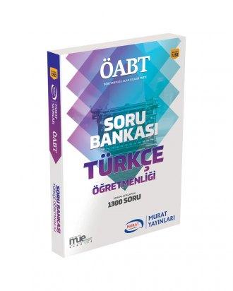 Murat Eğitim KPSS ÖABT Türkçe Öğretmenliği Soru Bankası - 1282