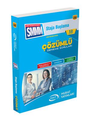 Murat Eğitim SMMM Çözümlü Deneme Soruları - 2265