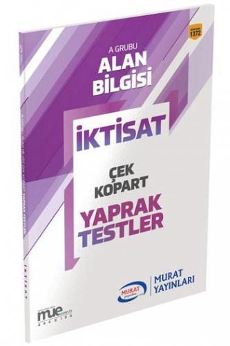 Murat KPSS A Grubu İktisat Çek Kopart Yaprak Testler 1372