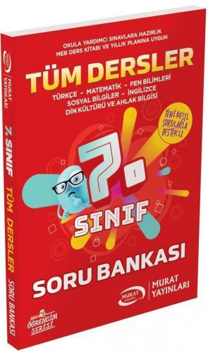 Murat Yayınları 7. Sınıf Tüm Dersler Soru Bankası Komisyon