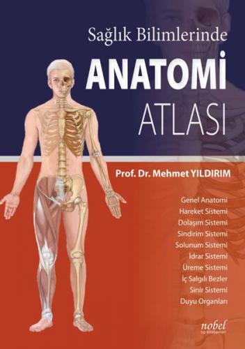 Nobel Tıp Sağlık Bilimlerinde Anatomi Atlası
