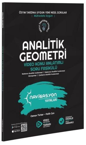 Navigasyon Yayınları Analitik Geometri Konu Anlatımlı Soru Fasikülü Ko