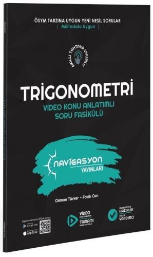 Navigasyon Yayınları Trigonometri Konu Anlatımlı Soru Fasikülü Komisyo