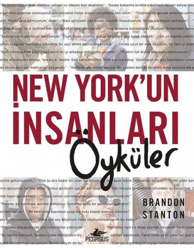 New York'un İnsanları - Öyküler