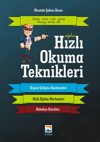Nisan Alpha Hızlı Okuma Teknikleri - Mustafa Şaban Keser