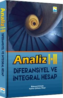 Nisan Analiz I - II Diferansiyel ve İntegral Hesap