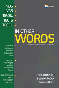 Nisan In Other Words 2015 - Advanced Vocabulary Preparation for Academic Exams