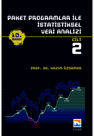 Nisan Paket Programlar ile İstatistiksel Veri Analizi Cilt 2