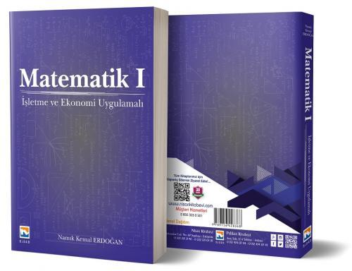 Matematik 1 Namık Kemal Erdoğan