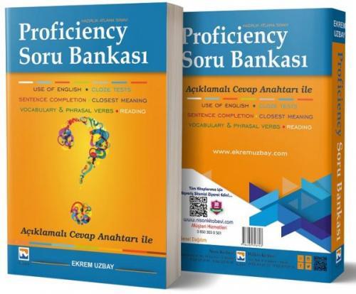 Proficiency Hazırlık Atlama Sınavı Soru Bankası