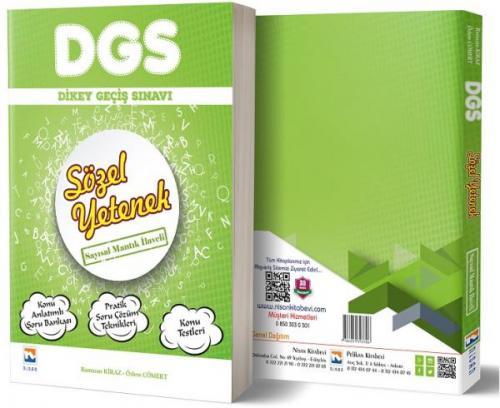 Nisan DGS Sözel Yetenek Tek Kitap Konu Anlatımlı Soru Bankası