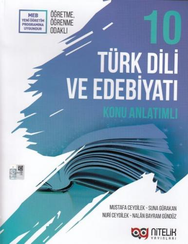 Nitelik 10. Sınıf Türk Dili ve Edebiyatı Konu Anlatımlı