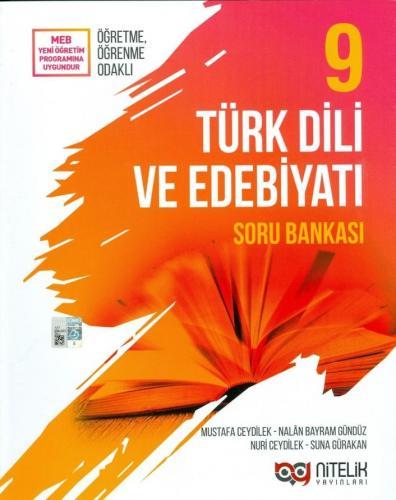 Nitelik Yayınları 9. Sınıf Türk Dili ve Edebiyatı Soru Bankası