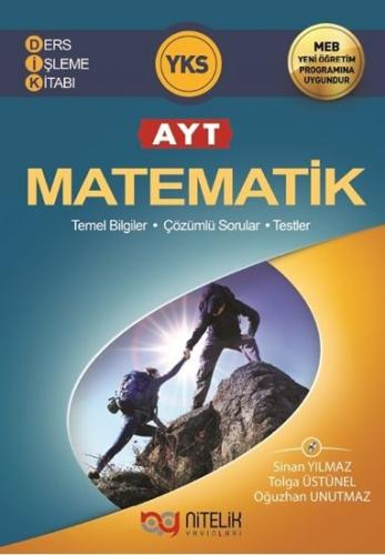Nitelik AYT Matematik Ders İşleme Kitabı