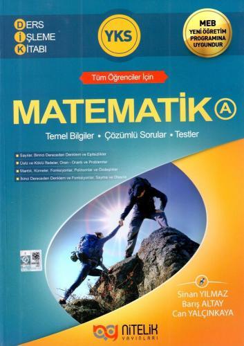 Nitelik YKS Matematik A Ders İşleme Kitabı