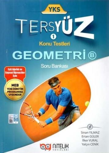 Nitelik YKS Geometri B Tersyüz Konu Testleri Soru Bankası