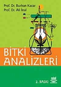 Nobel Akademi Bitki Analizleri - Burhan Kacar, Ali İnal